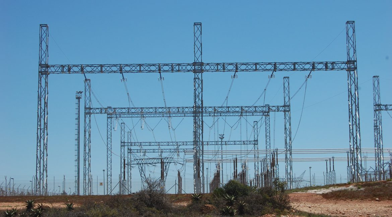 Substation Steel